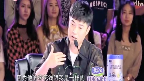 陈赫做点评还不忘吐槽好友杜江上大学的糗事,