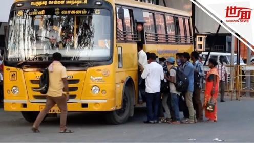 热点丨13亿人禁足21天会怎样?270秒看印度正在经历严峻大考