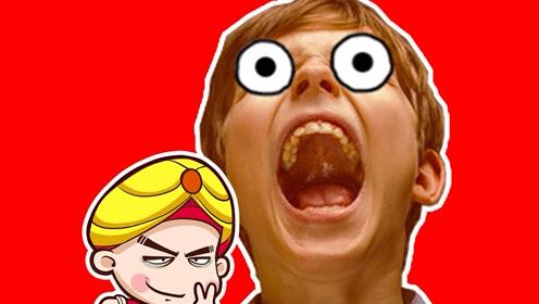 【唐唐】最尴尬的神剧 爆笑吐槽惊悚烂片《不要让我抓到你》