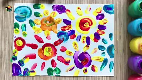 湘美版一年级美术上册第5课 我的太阳