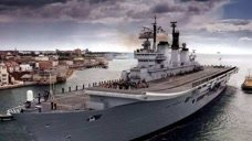 张召忠真说中了!费劲造出60000吨国产航母,英国却缺钱养不起