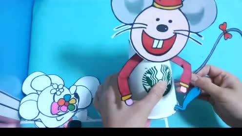 """人教版四年級美術下冊3.""""五谷""""作畫"""