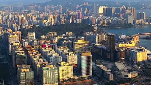 澳门是世界四大赌城之一,也是全球最发达富裕的地区,你想来玩吗?