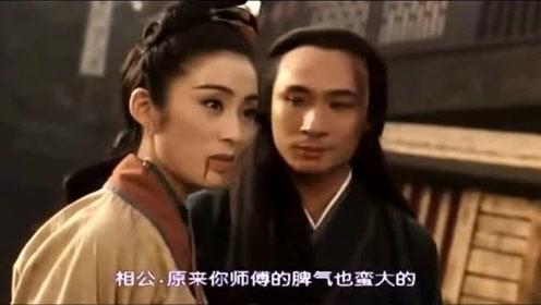 李连杰版倚天屠龙记,精彩打斗集锦