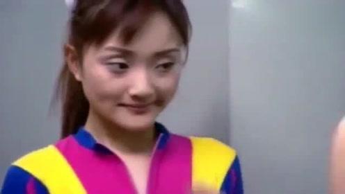 美女去学习健美操,谁知越来越丰满,真猛