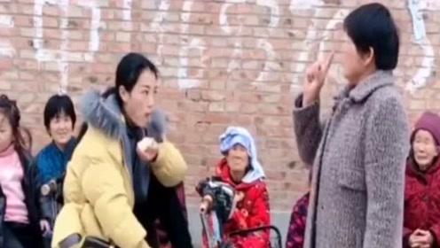 民间小调《婆婆训儿媳》,家家有本难念的经,听听他们唱的什么经
