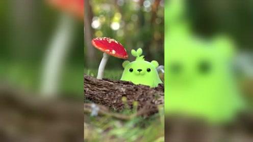 """""""毒蘑菇""""吃了就会睡着了,然后就会梦到女朋友!"""