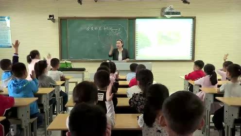 苏少版音乐二上《小宝宝睡着了 大树妈妈》江苏蔡老师优质课
