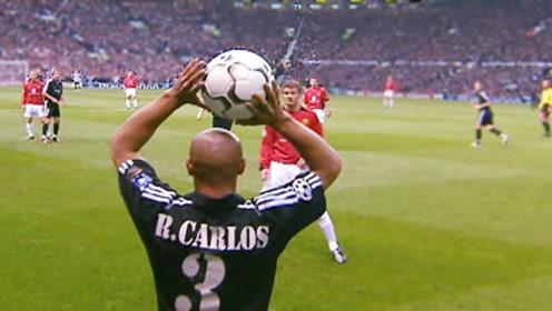 艺高人胆大,足球史上罕见的花式传球,这精彩操作比进球都好看