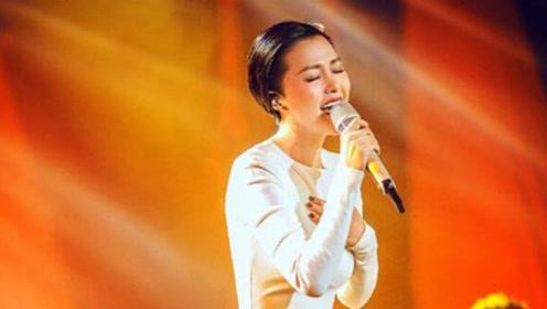 谭维维一曲《我的祖国》,尽显中华儿女豪情壮志!