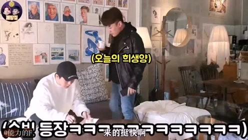 韩国恶搞:如果被美女粉丝提出无理请求,他会是什么反应呢?