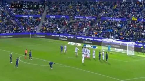 西甲经典集锦 皇马后卫纳乔制胜球 客场1比0巴拉多利德