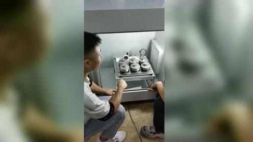 阻干态微生物穿透实验操作视频——上海程斯智能科技