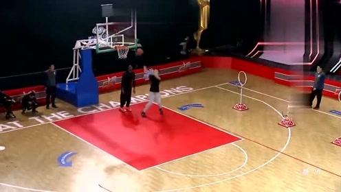 篮球技巧大考验,麦迪秒变表情包