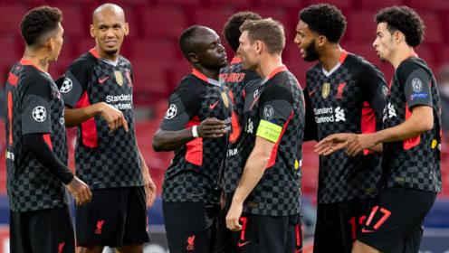 没有范迪克影响有多大?利物浦后防多次被打穿 靠乌龙取胜运气太好
