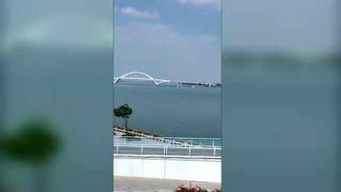 厦门五缘湾风景