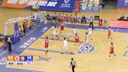 独木难支CBA四号秀朱松玮砍19分6板难阻汕大被淘汰出局