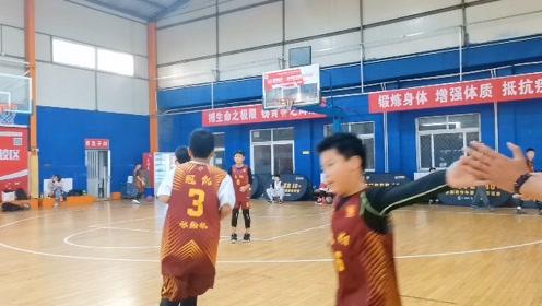 20-21赛季SUPER 10青少年篮球MPL超级联赛U12组别第五周精彩集锦