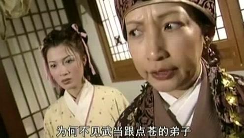倚天屠龙记:金华婆婆一出场就伤了这么多人,不愧是紫衫龙王