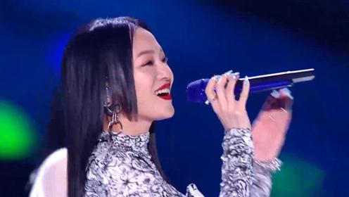 张韶涵对网络神曲《少年》下手了,一开口就忘了原唱,太好听了!