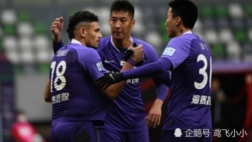 王宝山的确有一套!足协杯 天津泰达5-1中甲冠军长春亚泰 晋级四强