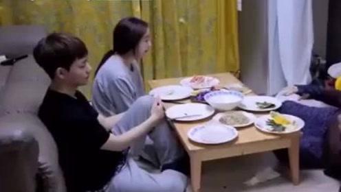 韩国综艺:咸素媛想赶中国婆婆回家,不料婆婆开始装病,委曲求全