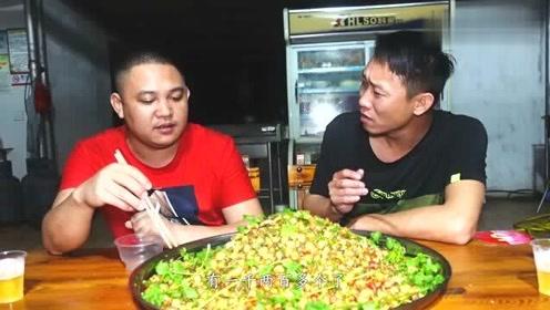 老婆买1200个去壳扇贝做宵夜,一锅整整20斤,一家子越吃越上瘾