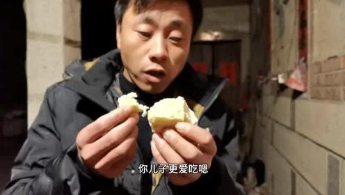 莆田农村有节日才会做的传统美食,老爹亲自动手,味道好极了