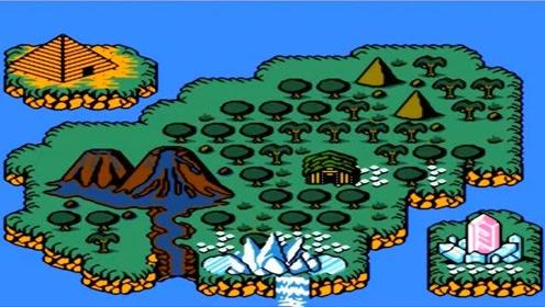 童年经典游戏冒险岛四每关*OSS通关视频