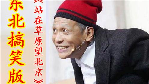 火爆搞笑音乐东北版《站在草原望北京》