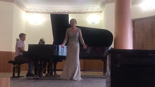 2020普罗科菲耶夫国际音乐比赛决赛 声乐 研究生组 铜奖选手 瞿诗颖