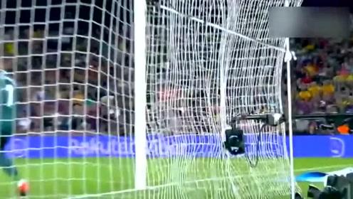 西甲:巴萨1920赛季西甲10佳球,梅西4球,苏神最佳进球!