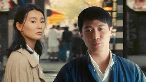 陈可辛的文艺片《甜蜜蜜》,借用邓丽君的歌曲,造就一段经典