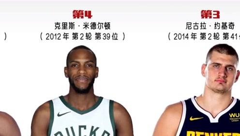 NBA现役球员中,谁才是真正的逆袭之王?
