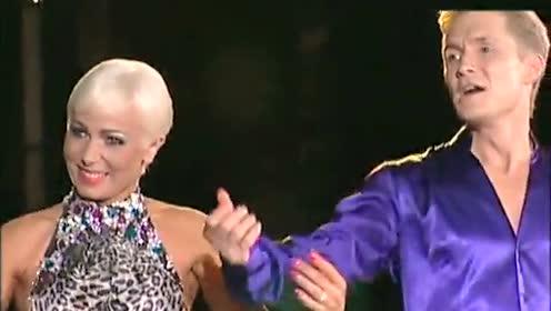 2008国际巨星拉丁舞表演赛