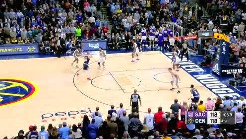 NBA常规赛第18周十佳球 韦德血帽杜兰特塔图姆劈扣逆天乱舞
