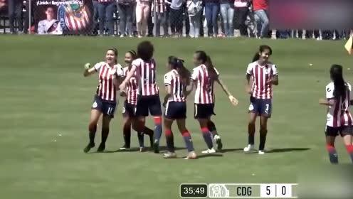 盘点女足球员进球后的庆祝 在看看男足的简直弱爆了