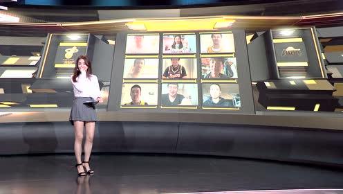 球迷模仿詹姆斯名场面 TacoTuesday gigigigigi!!!