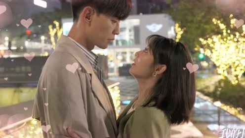 BTS: Kissing scene, Dr. Wen is too nervous to know where to place his hand | My Little Happiness