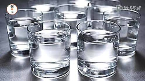 侧面视频每天都喝8杯水的一杯到底要多大