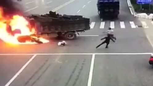宁波一私家车与电动车相撞 电动车驾驶员死亡 - 草根花农 - 得之淡然、失之泰然、顺其自然、争其必然