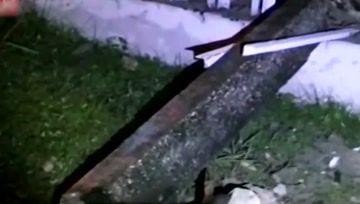 印尼苏拉威西岛突发大地震