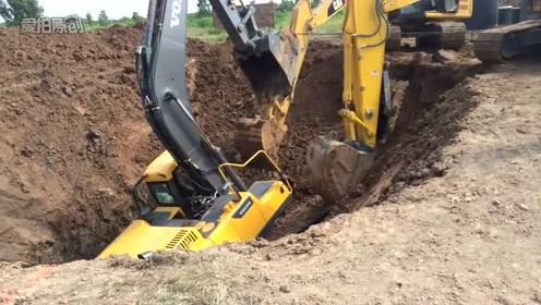 利勃海尔984正铲挖掘机