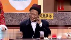 宋小宝饭店和服务员厨师的爆笑对话!看完笑得