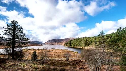 爱尔兰的风景,具有北方传说之名,有机会要去看看啊!