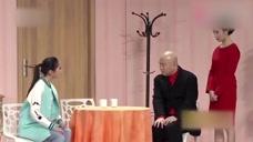 郭子和晓彤解释五万块钱的事情,晓彤听完后调皮了回答了一句