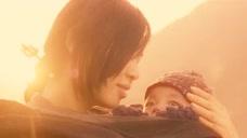 哑巴寡妇带着牛结实和自己的孩子离去,看到了生活的希望