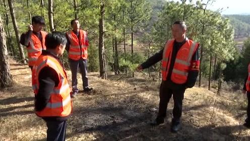 会东县森林草原防火系列报道:巡护及时 多方联动 有效
