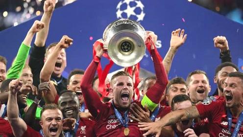 欧冠决赛花絮:利物浦球迷喜极而泣 范迪克金球稳了