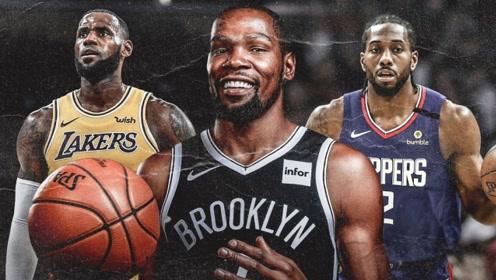NBA重启日程曝光!季后赛取消分区赛制,首轮上演詹杜大战?